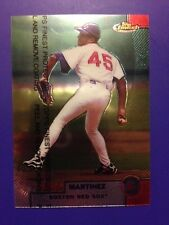 Pedro Martinez 1999 Finest #170