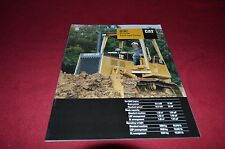 Caterpillar D3C Series III Crawler Dozer Dealer's Brochure DCPA4 ver3
