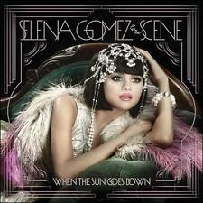 G, When The Sun Goes Down, Selena Gomez & The Scene, 050087239404,