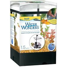 Water Wonders Aquarium Kit  Black 1.5 Gal