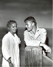 Tab Hunter Tuesday Weld  8x10 photo T2317