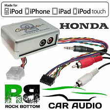 CTVHOX001 Honda FR-V 2004 - 2007 Car Aux In MP3 iPhone iPod Interface Adaptor