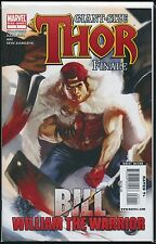 Thor Giant-Size Finale #1 (Jan 2010, Marvel) One-Shot 1st Print VF/NM