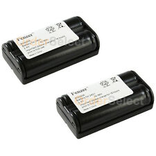 2x Cordless Home Phone Battery Pack 2.4V for Vtech 80-5017-00-00 80-5216-00-00