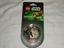 STAR WARS Lego Magnet Princess Leia 850637 NEW
