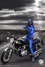 1/6 ZCWO Box Set - Shimei ( Biker Girl ) (Not Include The Bike)