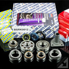 Peugeot Partner 1.6 HDi 5sp manual BE4 gearbox overhaul bearing seal kit