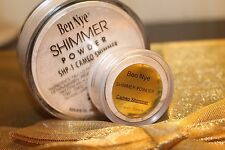 Ben Nye Luxury SHIMMER CAMEO Powder 10 gram SAMPLE with sifter - Fabulous