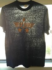 Vintage 80s Top Gun paper thin distressed movie jets air force medium t-shirt