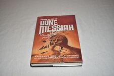 SIGNED Frank Herbert DUNE MESSIAH HCDJ 1969 1ST EDITION 2ND IMPRESSION FINE RARE