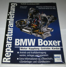 Reparaturanleitung BMW R 850 1100 1150 1200 als RS GS RT R Cruiser CL S