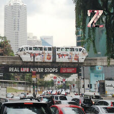 Z - Real Life Never Stops CD NEU 2015 feat. Marcator / Rock / Progressive