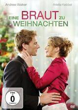 EINE BRAUT ZU WEIHNACHTEN- ARIELLE KEBBEL; ANDREW WALKER-  DVD NEU