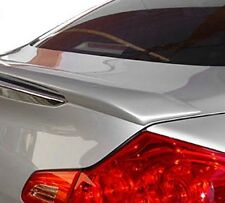 PRE-PAINTED FLUSH MOUNT REAR SPOILER FOR 2007-2013 INFINITI G35/G37 4 DOOR SEDAN