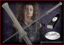 "Bellatrix LaStrange 15"" Authentic Wand Harry Potter Movie Replica Collectible"