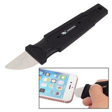 Anti-Slip Handle Stainless Steel Metal Scraper Prying Tool for Phones/Tabet 8821