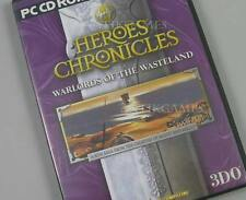 Heroes Chronicles seigneurs de guerre of the wasteland pc allemand homm