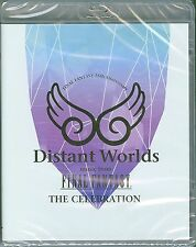 DISTANT WORLDS MUSIC FROM FINAL FANTASY THE CELEBRATION-JAPAN Blu-ray P25