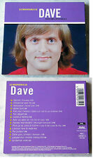 Dave - Les Indispensables De... 1995 Sony SBM CD TOP