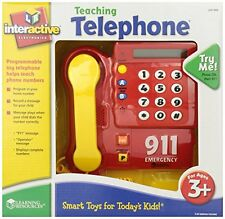 Learning Resources Teaching Telephone , New, Free Shipping