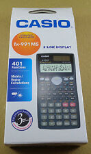 CASIO Scientific Calculator- FX-991MS