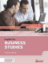 English for Business Studies in Higher Education Studies by Carolyn Walker (Mixe