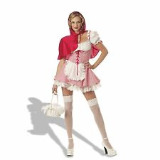SEXY ADULT WOMEN HALLOWEEN COSTUME MISS LITTLE RED RIDING HOOD SMALL CALIFORNIA