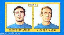CALCIATORI PANINI 1969-70 - Figurina-Sticker - BALLARINI-MAGNI COMO -Rec