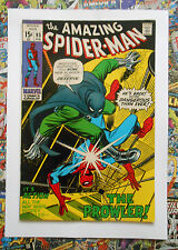 AMAZING SPIDER-MAN #93 - FEB 1971 - PROWLER APPEARANCE! - VFN/NM (9.0) CENTS!!