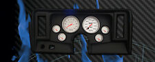 69-76 Nova Black Thunder Road Dash Panel with Ultra Lite Gauges