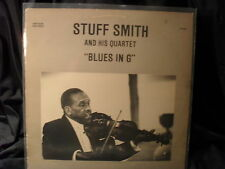 Stuff Smith and his Quartet - Blues In G