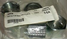 FITTING HYDRAULIC ADAPTER CAP ORFS FEMALE O-RING FACE SEAL 1-14 -10 52539 LAWSON