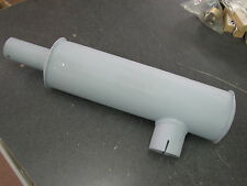 Wisconsin Engine Muffler WD76 style V465D fits 2 inch pipe     READ AD!