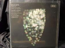 J. Brahms - Rinaldo/Schicksalslied / Abbado