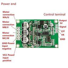 12V 24V 36V 500W Brushless Motor Controller Motor Balanced Car Driver Board