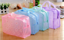 Easy Portable Makeup Cosmetic Toiletry Wash Toothbrush Home Pouch Bag Organizer