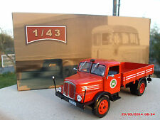n° 105 HORCH H3A 1/43 Camions d'Autrefois Neuf en boite RDA New truck Germany