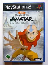 Avatar - Der Herr der Elemente (Sony PlayStation 2, 2007, DVD-Box)