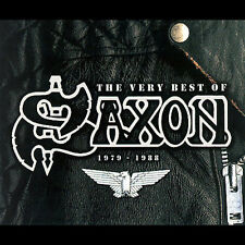 The Very Best of Saxon New CD