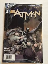 DC NEW 52 BATMAN 1, WALMART EXCLUSIVE, 3-PACK, SEALED NM