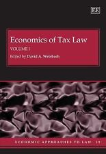 Economics Of Tax Law (Economic Approaches to Law), , New Books