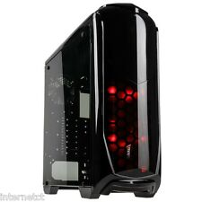 KOLINK AVIATOR V Midi Tower Gaming Case con piena Acrilico Side Window Panel