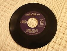 TEEN CATHIE TAYLOR I'LL NEVER GRADUATE FROM YOU/BOBBY BOY CAPITOL 4565 M-