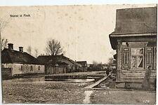 17134 AK PINSK Пінск Пинск Straße 1916 PC street WW 1 1916 russia