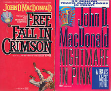 Complete Set Series - Lot of 21 Travis McGee Books by John MacDonald