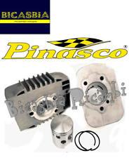 5900 - CILINDRO IN ALLUMINIO PINASCO 75 CC SPINOTTO 10 PIAGGIO 50 CIAO SC PX FL