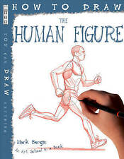 How to Draw the Human Figure by Mark Bergin (Paperback, 2009)