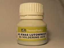 Soldadura de ácido de difícil soldadura superficies níquel especialmente