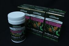 3 x Natures Greenway New Zealand Green Lipped Mussel Powder 3750mg 180 capsules