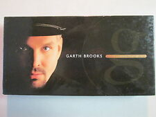 GARTH BROOKS THE LIMITED SERIES 5 CD+DVD BOX SEVENS SCARECROW LOST SESSIONS+LIVE